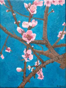 Evans_E_Painting_Peach