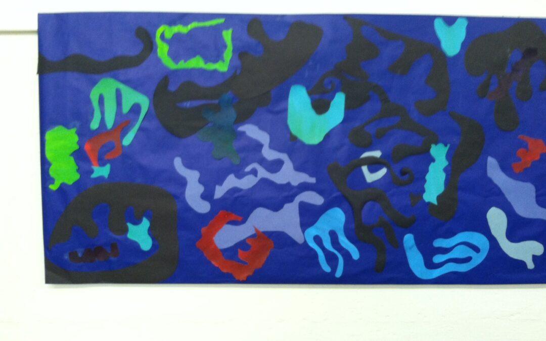 Exploring Matisse Shapes